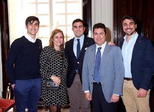 La famiglia Andria