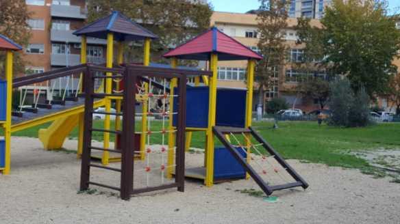 parco giochi latina 2